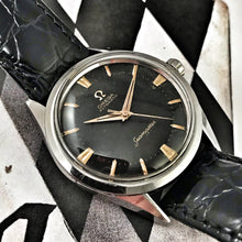 DREAMY~1956 TROPICAL GILT OMEGA SEAMASTER CAL.471