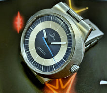 NEAR MINT~LATE 60s OMEGA DYNAMIC CALIBER 601