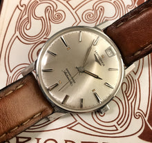 "SUBLIME~MINTY MID 60s LONGINES GRAND PRIZE ""DATE AT 12"""