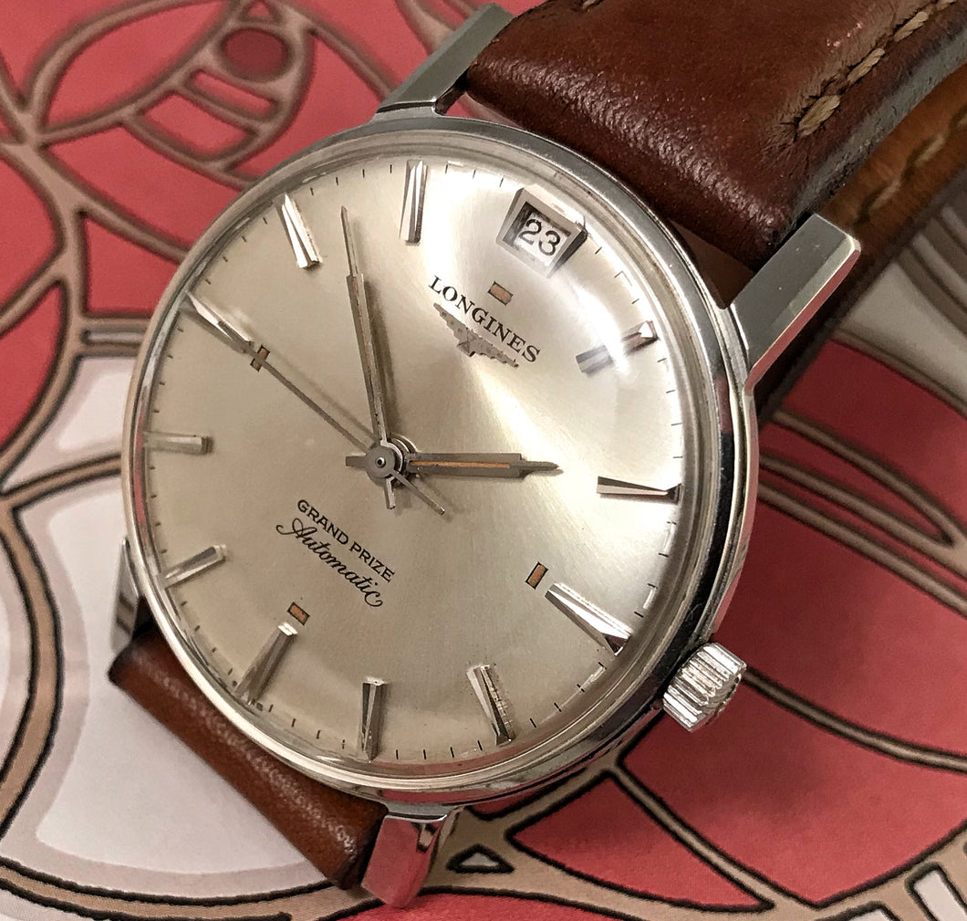 SUBLIME~MINTY MID 60s LONGINES GRAND PRIZE