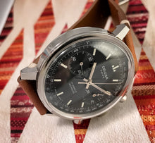GORGEOUS~60s ORIOSA SPORTS CHRONOGRAPH LANDERON 248