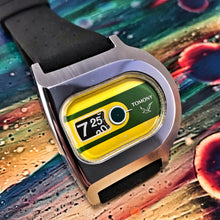 TRIPPY~70s TOMONY BY SEIKO JUMP HOUR WATCH
