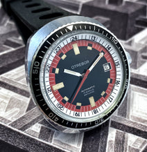 RAD~70s FRENCH OTREBOR AUTOMATIC DIVER