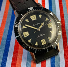 NEAR MINT~60s GALCO BY GALLET SKIN DIVER~SERVICED