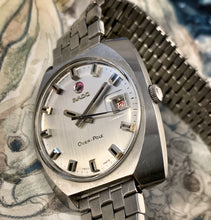 SPACE-AGE~NEAR MINT LATE 60s RADO OVER-POLE AUTOMATIC