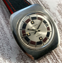 COOL~LATE 60s RECORD BY LONGINES BULLSEYE DIAL