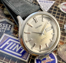 SERVICED~NOVEMBER 1966 SEIKOMATIC-R 27 JEWEL DAY/DATE