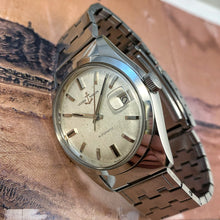 COOL~1960s ULYSEE NARDIN REF 10932-1 AUTOMATIC~SIGNED 5X