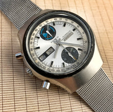 PANDATASTIC~JDM CITIZEN 67-9038 FLYBACK CHRONO