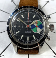 FAR-OUT~60s HORUS YACHTINGRAF BIG EYE CHRONO
