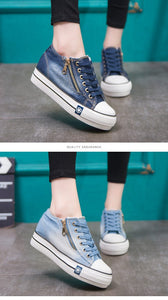 Fashion All Sneakers star Jeans Plataforma, all star, all star plataforma