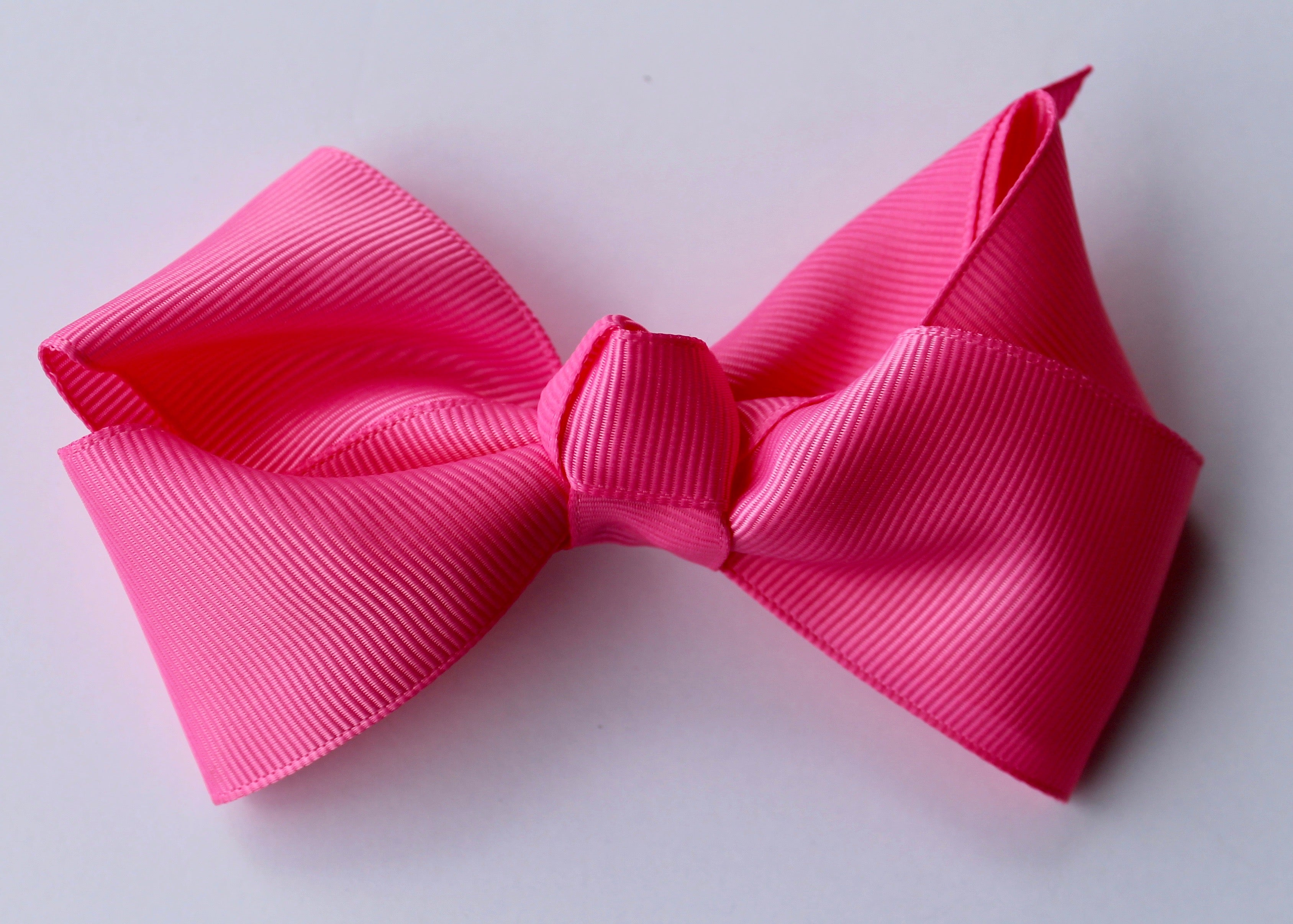 Bright Pink Bow