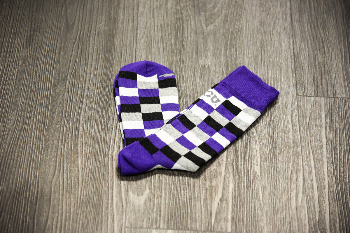 TCU - Dutch's Knee Highs
