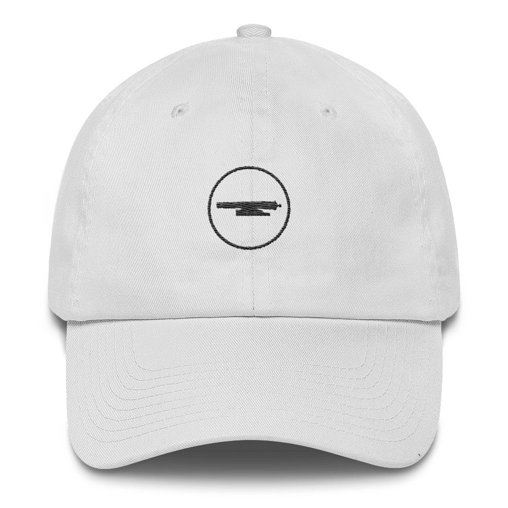 Come and Take It Apparel: White Cotton Hat