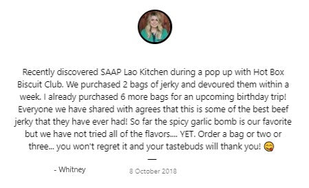 spicy garlic review