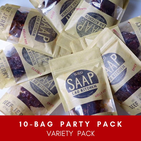 10-Bag Party Pack