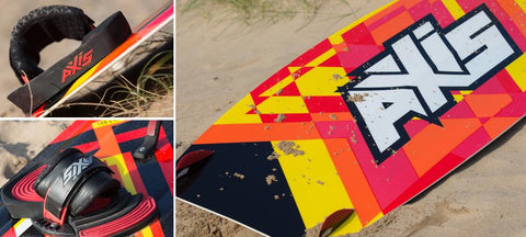 AXIS Patrol Kiteboard 2015