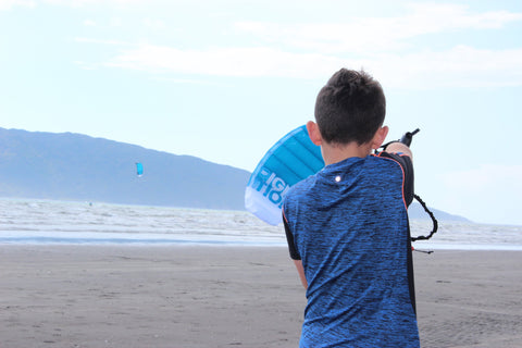 WKA Ignition Trainer Kite Lesson