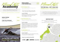 Kitesurf Session (Standard 2 hours)