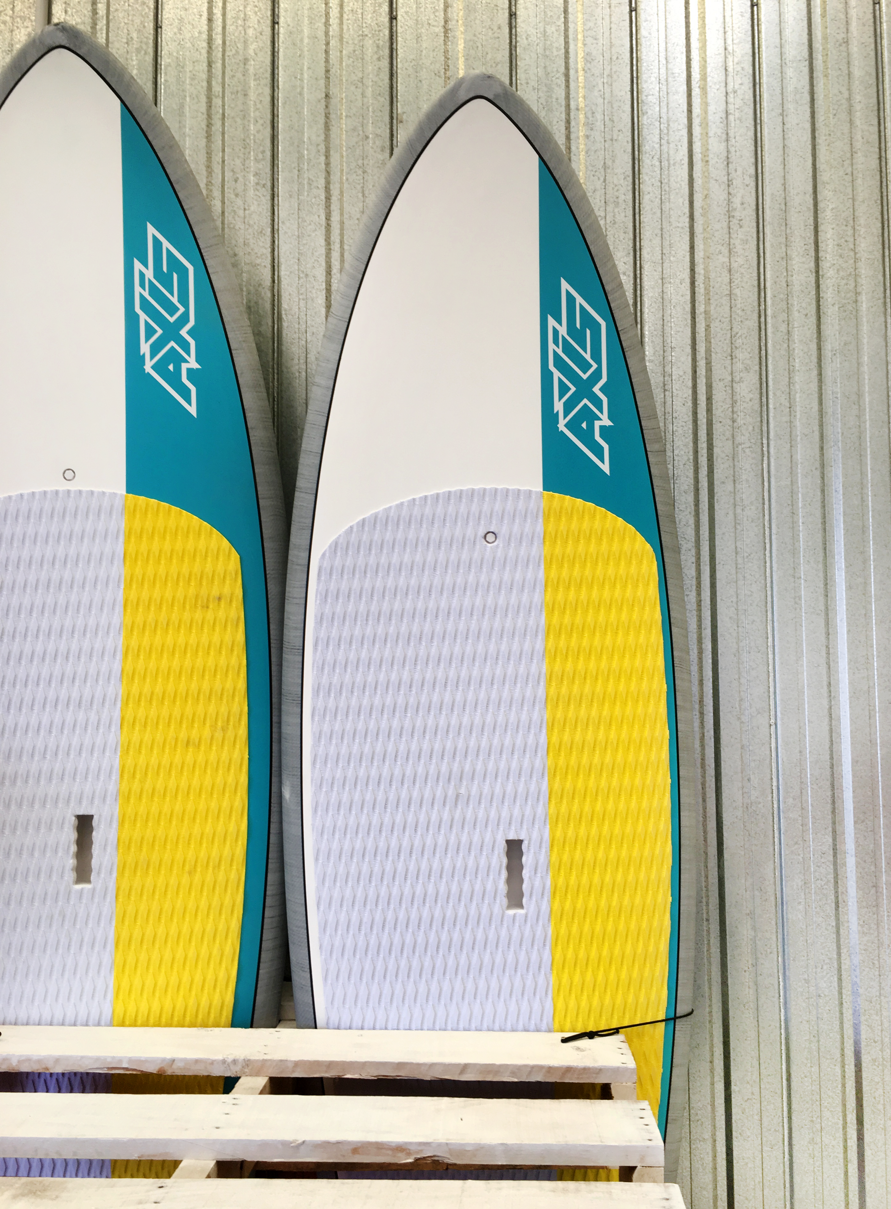 AXIS Surf Standup Paddleboard, Carbon Line
