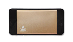 Premium Luxury 4000 mAh Gold Power Bank 4