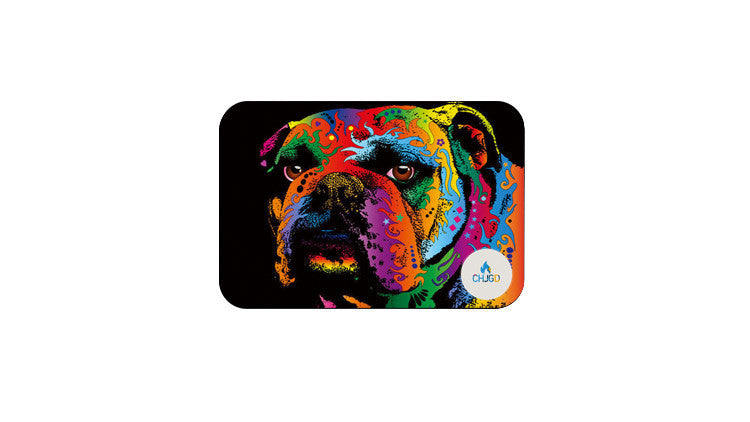 10K mAh Bulldog Credit Card Power Bank4