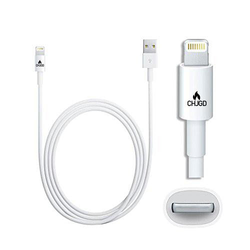 CHJGD iPhone Charger an Apple MFI Certified Lightning USB Cable For Syncing and Charging for iPhone