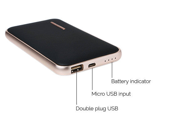 Premium Luxury Li-Polymer Power Bank2