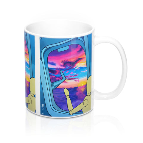 Let's Go To Paris - Mug