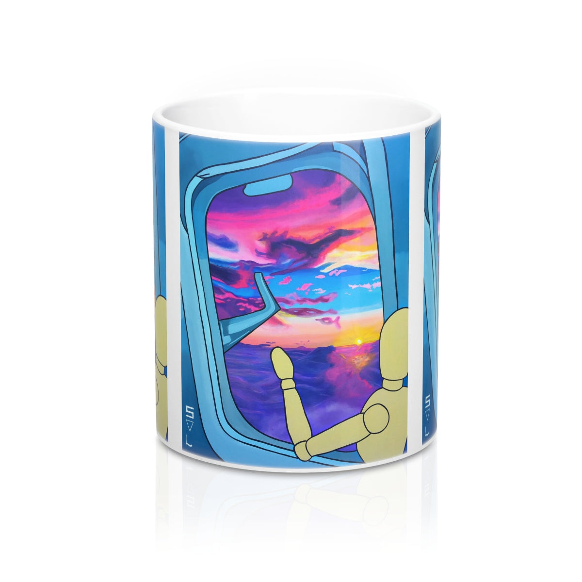 Travel The World Mug