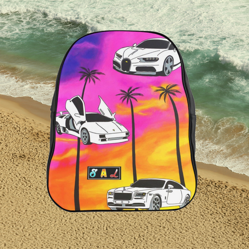 California Sunsets Backpack