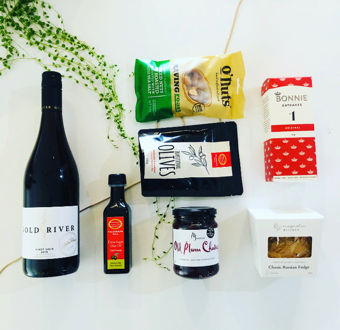 FOOD, WINE & GOODIES