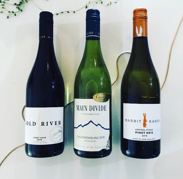 The Wine care pack x - Delivered