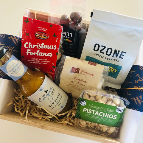 CHRISTMAS FOODIE PACKAGE - Delivered