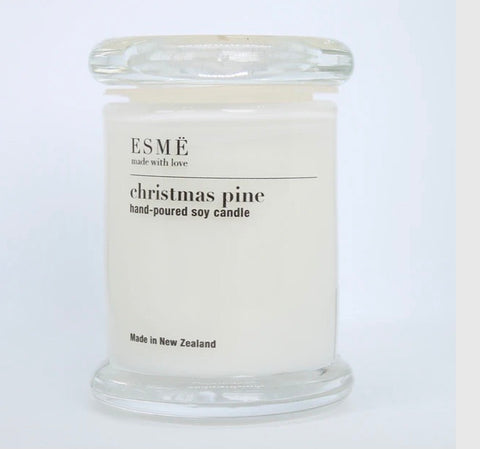 Christmas Pine Soy Candle