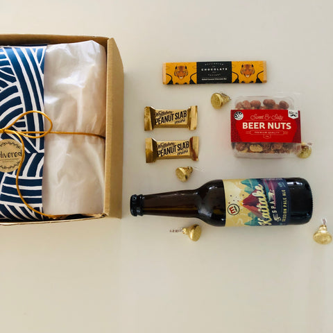 Mini Beer Pack for Dad - Delivered