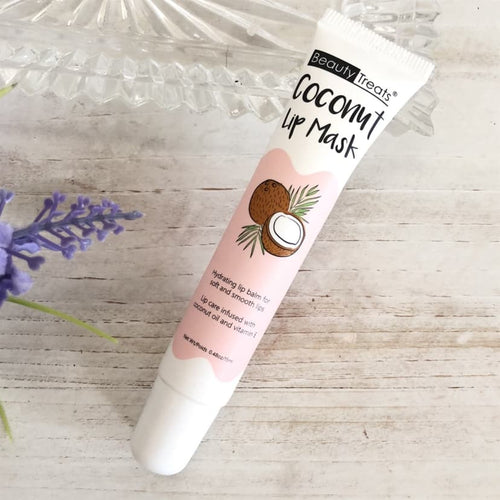 Coconut Lip Mask-Nourish, Restore, Moisturizing, Hydrate