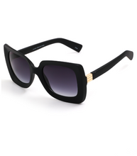 """Hip to be Square"" Oversized Sunglasses"