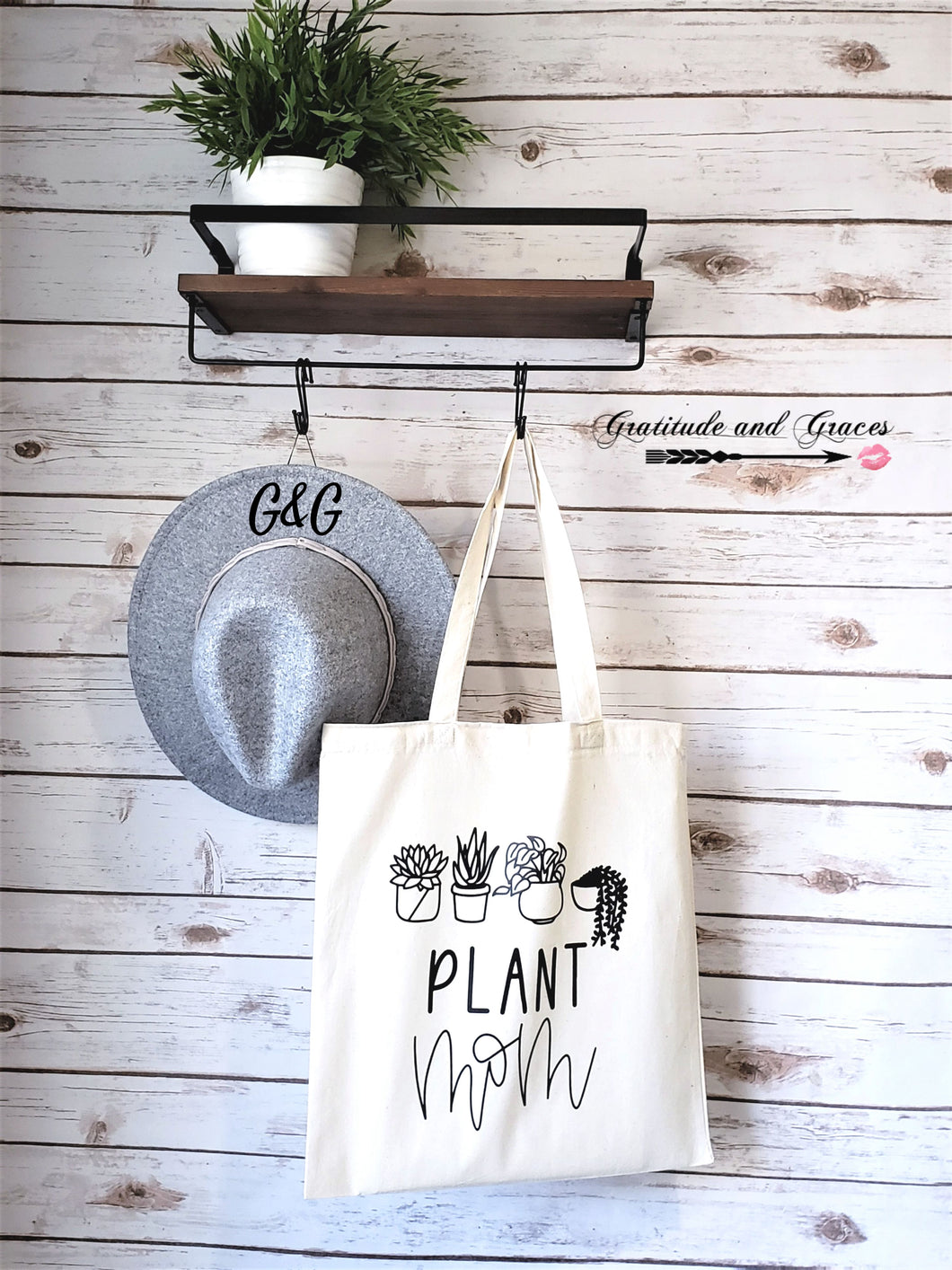 ANNIVERSARY DEAL- Canvas Tote Bag