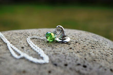 """Wicked"" Musical Best Friends Necklaces, Elphaba or Glinda Necklace, Magic Wand / Witch Hat Necklace"