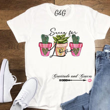 """Succa for Love"" Graphic Tee***MADE TO ORDER PURCHASE"