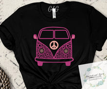 """VW Bus"" TEE ***MADE TO ORDER FOR YOU!"