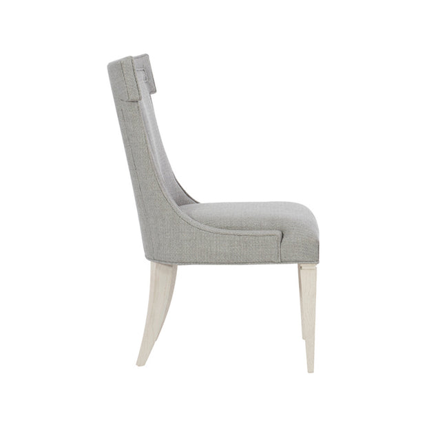 Domaine Blanc Upholstered Side Chair