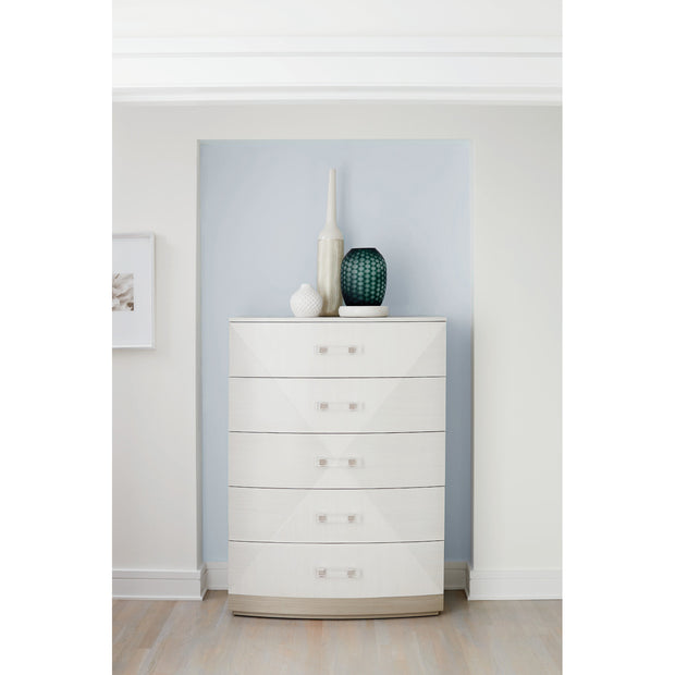 Axiom Five Drawer Tall Chest