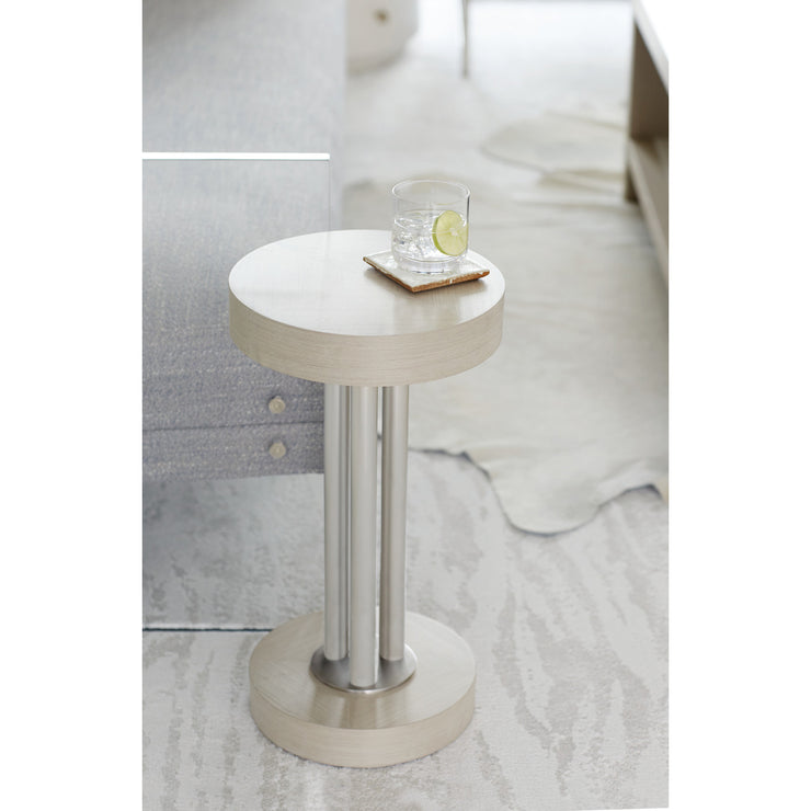 Axiom Round Side Table