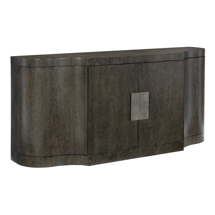 Linea Four Door Buffet - Charcoal