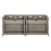 Linea Four Door Buffet - Greige