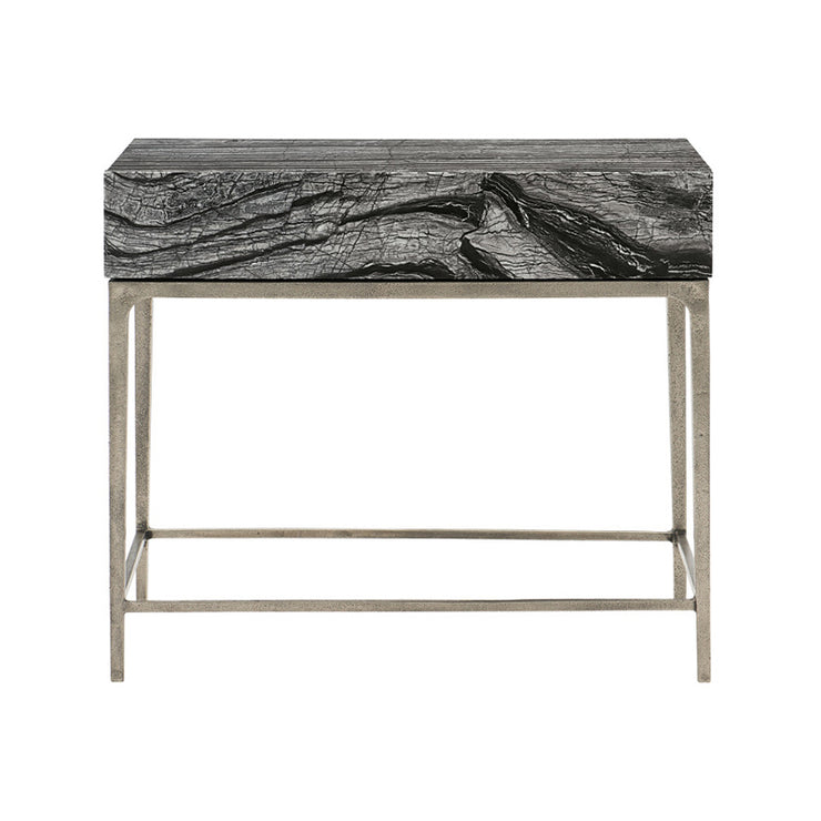 Linea Nightstand - Forest