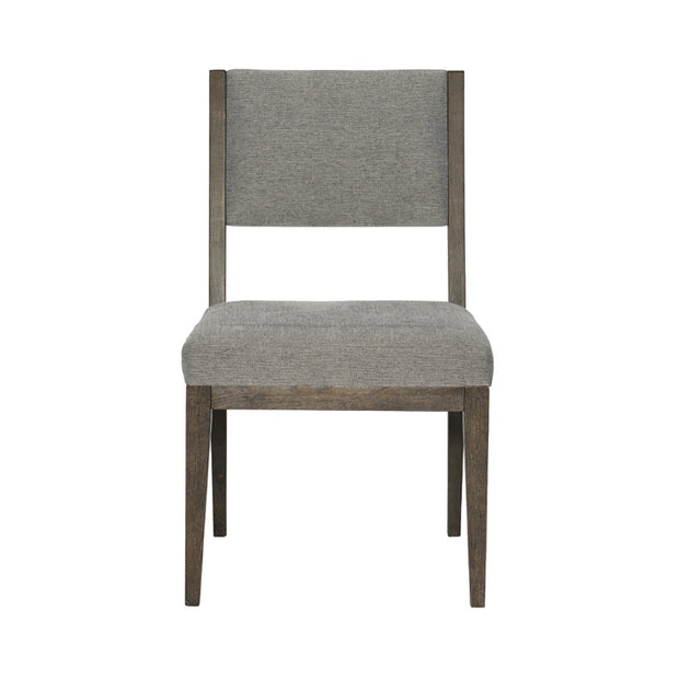 Linea Side Chair - Charcoal
