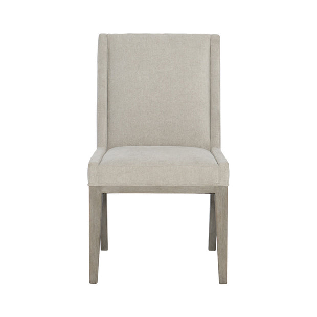 Linea Upholstered Side Chair - Greige